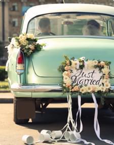 Carro de casamento - 7