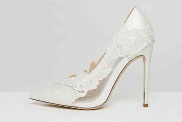 Sapatos Asos Bridal