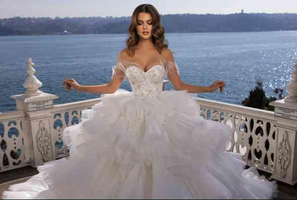 Vestidos Dovita Bridal