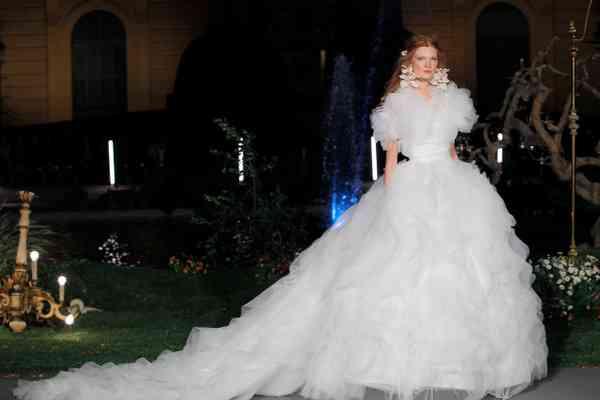 Vestidos de Noivas Marchesa