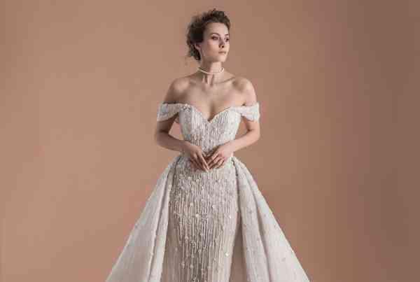 Vestidos de Noivas Saiid Kobeisy