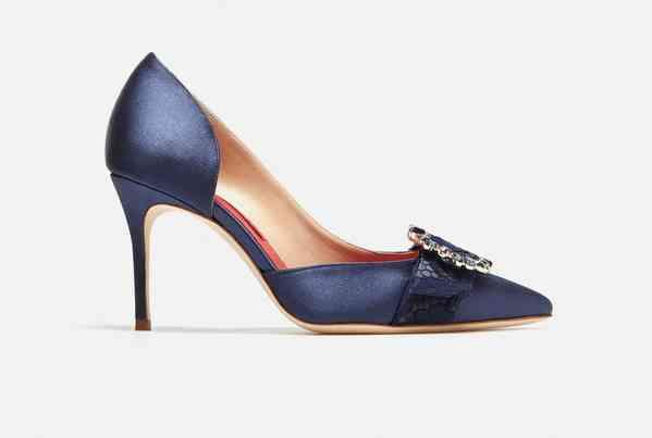 Sapatos Carolina Herrera