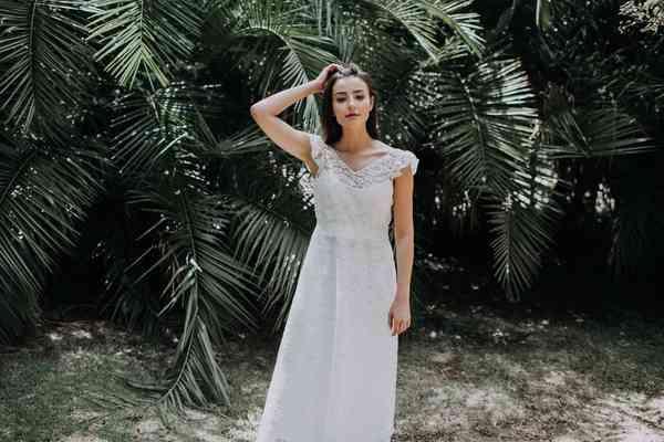 Vestidos Aparecida Blanc